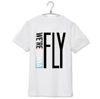 GOT7 CAMISETA WE'RE GONNA FLY