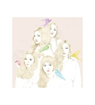 RED VELVET - 1st Mini Album [ICE CREAM CAKE] (Random Version)