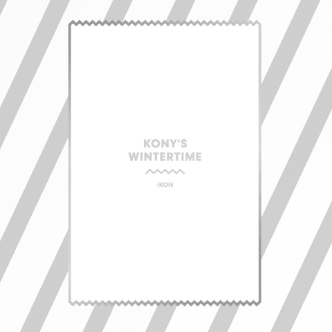 IKON - DVD Limited Edition [KONY'S WINTERTIME]