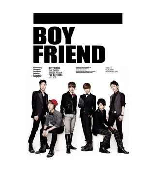 BOYFRIEND - 3rd Single [I'LL BE THERE]