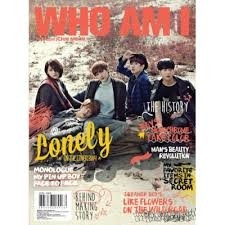 B1A4 - 2nd Album [WHO AM I]