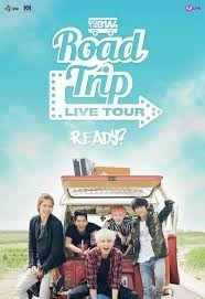 B1A4 - Road Trip to Seoul [DVD]