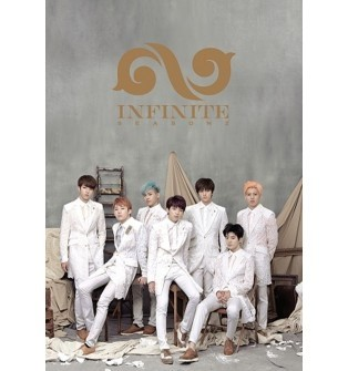 Infinite - 2nd Album Repackage [BE BACK]