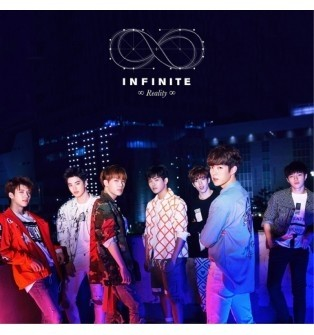 Infinite - 5th Mini Album [REALITY]