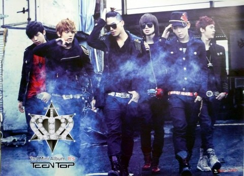 TEEN TOP - 2nd Mini Album [IT'S] - comprar online