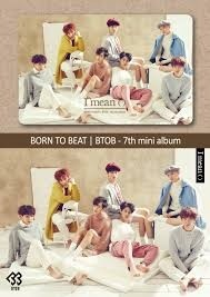 BTOB - 7th Mini Album (Kihno Album) [I MEAN]