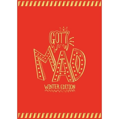 GOT7 - Mini Album Repackage [MAD WINTER] (Random)