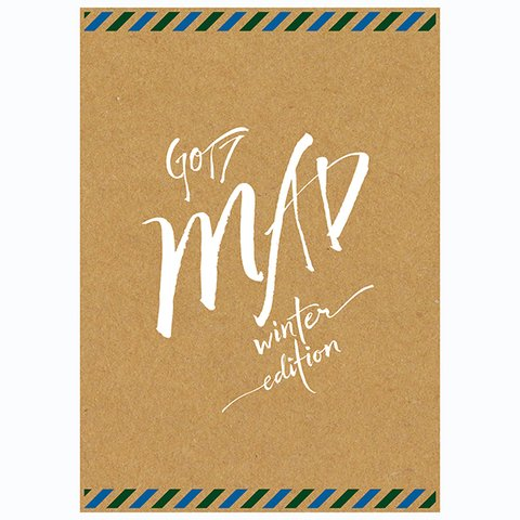 GOT7 - Mini Album Repackage [MAD WINTER] (Random) - comprar online