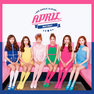 APRIL - 2nd Single [MAYDAY]
