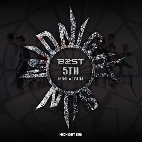 BEAST - 5th Mini Album [MIDNIGHT SUN]