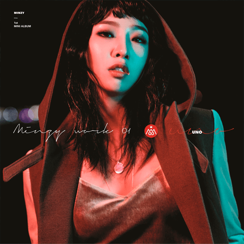 MINZY - 1st Mini Album [MINZY WORK 01 UNO]