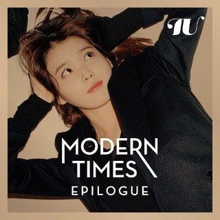 IU - 3rd Album Repackage [MODERN TIMES EPILOGUE]