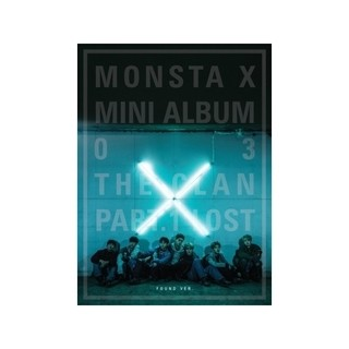 MONSTA X - 3rd Mini Album: The Clan 2.5 Part 1. [LOST]