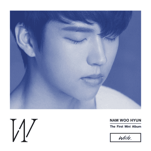 NAM WOOHYUN - 1st Mini Album [WRITE...]