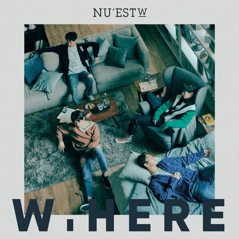 NU'EST W - New Album [W.HERE]