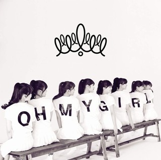 OH MY GIRL - 1st Mini Album [OH MY GIRL]