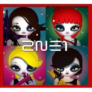 2NE1 - 2nd Mini Album