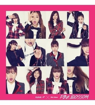 APINK - 4th Mini Album [PINK BLOSSOM]