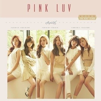 APINK - 5th Mini Album [PINK LUV]