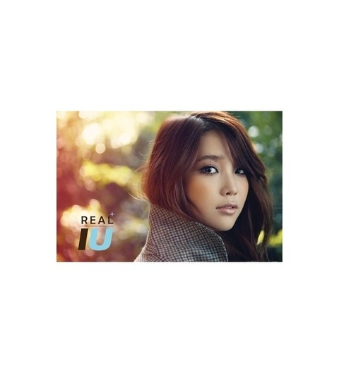 IU - 3rd Mini Plus Album [REAL PLUS]