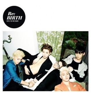 NU'EST - 1st Album [RE:BIRTH]