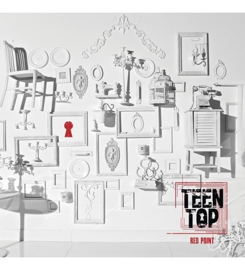 TEEN TOP - 7th Mini Album [RED POINT] - comprar online