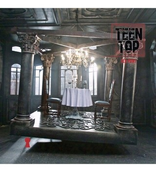 TEEN TOP - 7th Mini Album [RED POINT]