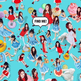 RED VELVET - 4th Mini Album [ROOKIE]