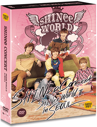 SHINee - The 2nd Concert: SHINee World 2 in Seoul [DVD]