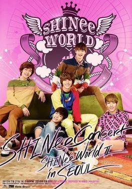 SHINee - Shinee World Concert I+II Special Package [DVD]
