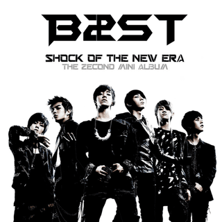 BEAST - 2nd Mini Album [SHOCK OF THE NEW ERA]