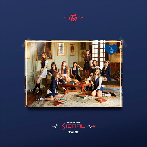 TWICE - 4th Mini Album [SIGNAL]