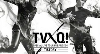 TVXQ - TVXQ! Special Live Tour T1st0ry in Seoul [DVD]