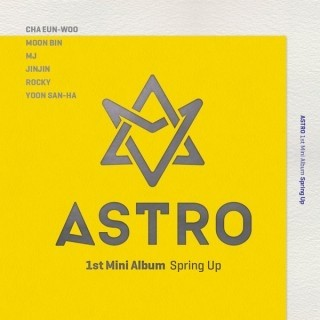 ASTRO - 1st Mini Album [SPRING UP]
