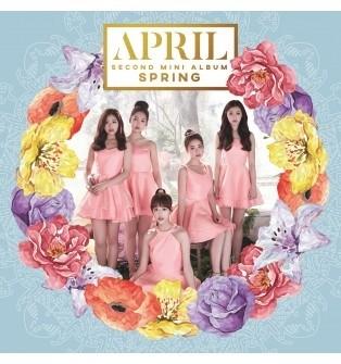 APRIL - 2nd Mini Album [SPRING]