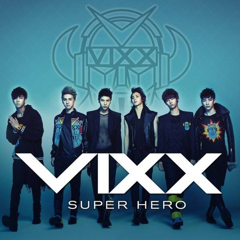 VIXX - 1st Single [SUPER HERO]
