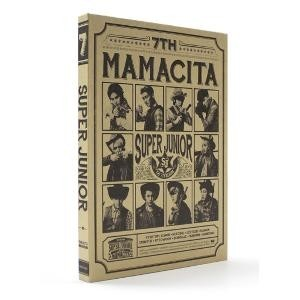 SUPER JUNIOR - 7th Album [MAMACITA] - comprar online