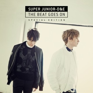 SUPER JUNIOR D&E - The Beat Goes On (Special Edition)