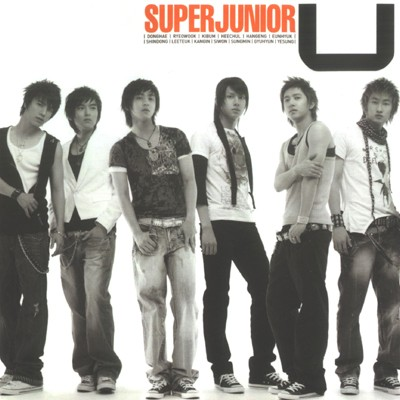 SUPER JUNIOR - Single [U]