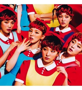 RED VELVET - 1st Album [THE RED]