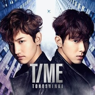 TVXQ - Time [DVD]
