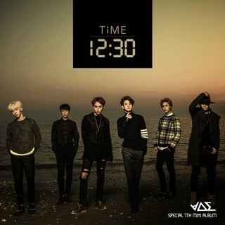 BEAST - 7th Mini Album [TIME]