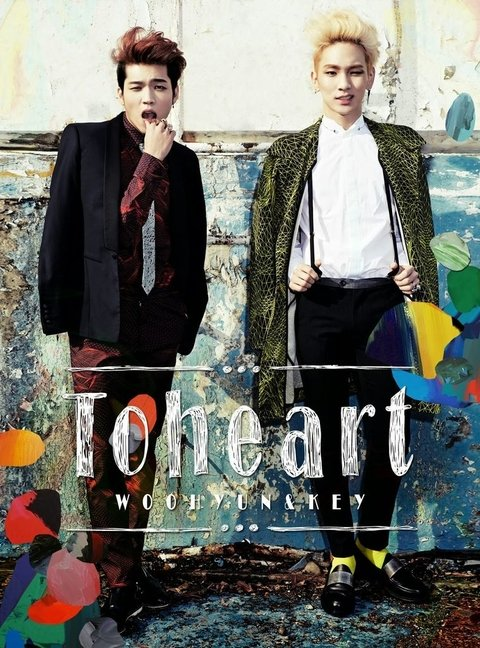Toheart (Woohyun & Key) - Mini Album