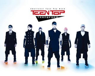 TEEN TOP - 2nd Single [TRANSFORM]
