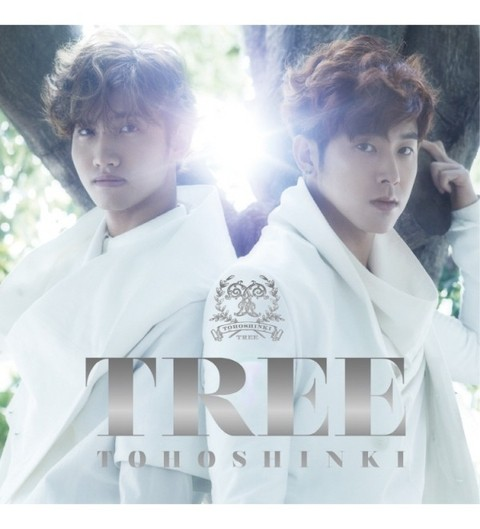TVXQ - Tree [DVD]