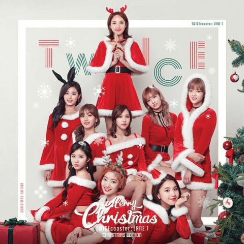 TWICE - 3rd Mini Album [TWICECOASTER : LANE 1] (Christmas Edition)