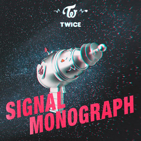 TWICE - DVD Limited Edition [TWICE SIGNAL MONOGRAPH]