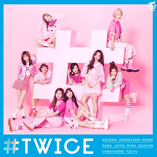 TWICE - Regular Edition [#TWICE]