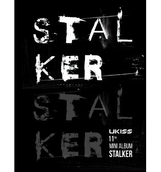 U-Kiss - 11th Mini Album [STALKER]