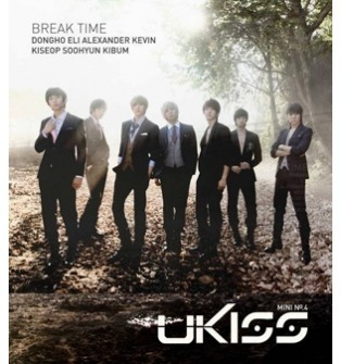 U-Kiss - 4th Mini Album [BREAK TIME]